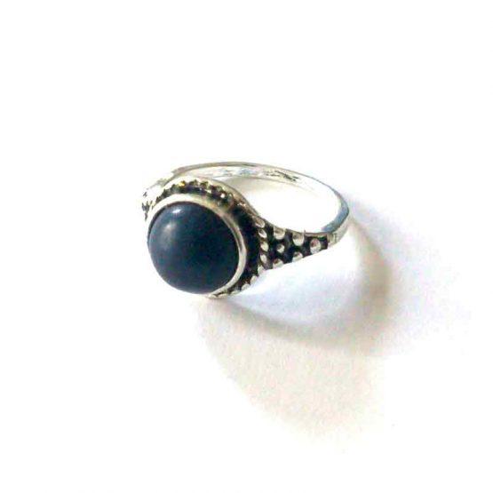 Boho Silver Ring / lente 2017 / bijoux / zilverkleurig / boho - bohemian / model3