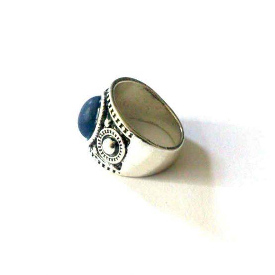 Boho Silver Ring / lente 2017 / bijoux / zilverkleurig / boho - bohemian / model5