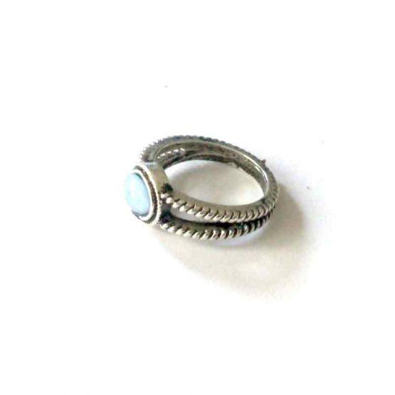 Boho Silver Ring / lente 2017 / bijoux / zilverkleurig / boho - bohemian / model6