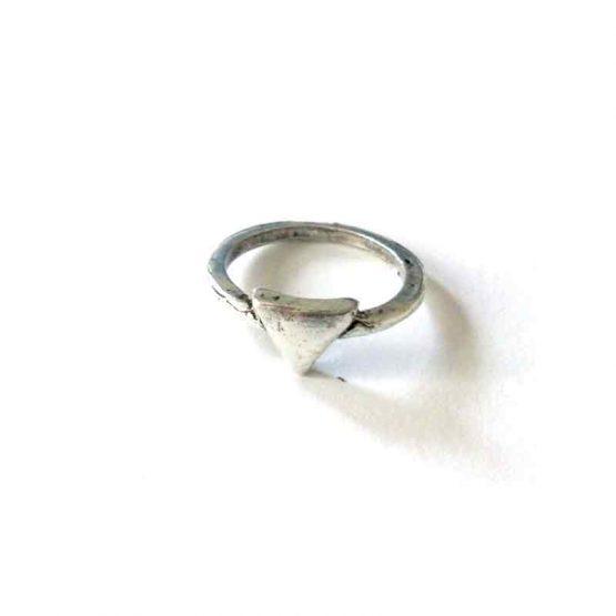 Boho Silver Ring / lente 2017 / bijoux / zilverkleurig / boho - bohemian / model11