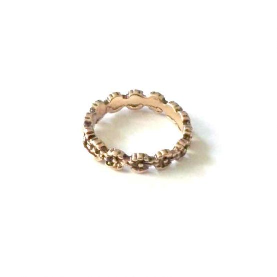 boho gold ring / bijoux / goudkleur - model4