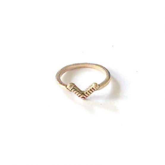 boho gold ring / bijoux / goudkleur - model7