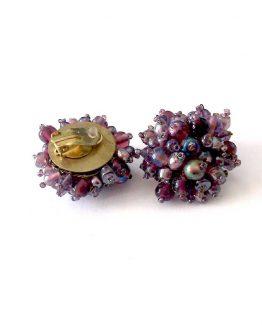Manouk x011-4 Zara clip oorbellen
