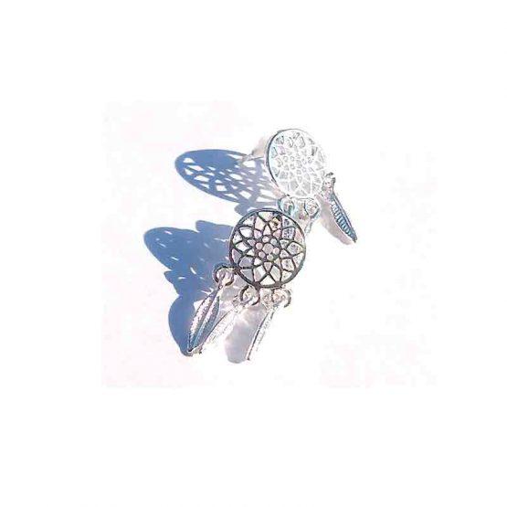 Silver Dreams Oorbellen / boho - bohemian / zilverkleurig