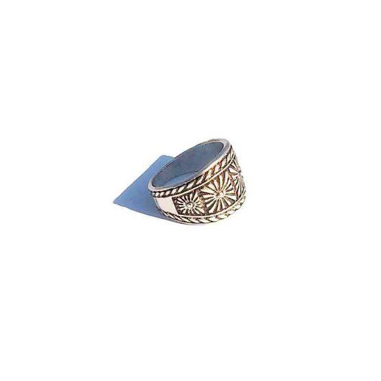 Big Boho Silver / model1 / bohemian bijoux / zilverkleurig