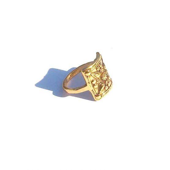 Big Boho Gold / model5 / bohemian / goudkleurig