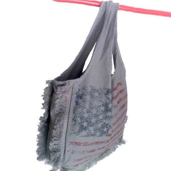 Schoudertas USA / accessoires / schoudertas / grijs
