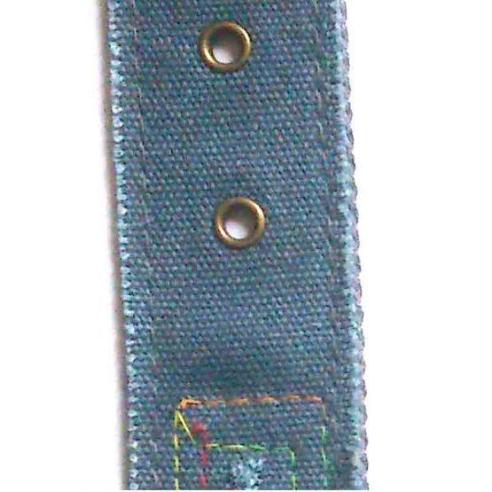 Riem Canvas / accessoires / stoer / kleur 2