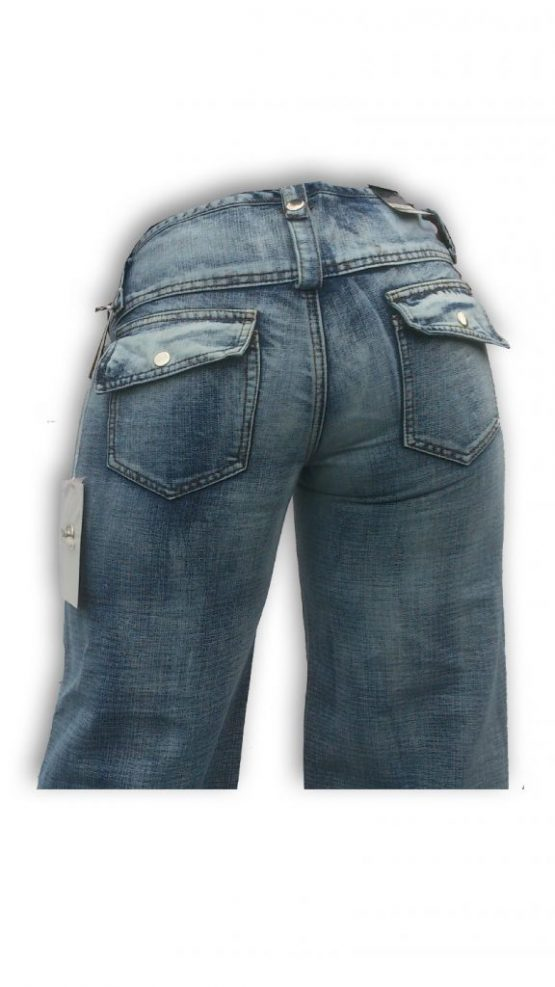 Italiaanse Jeans Fogliadoro / kleding / jeans / blauw