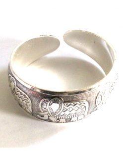 Ollie Armband / bijoux / boho-bohemian / zilver