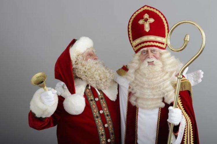 Sint & Kerstman winkelen bij Maxine-Bijoux